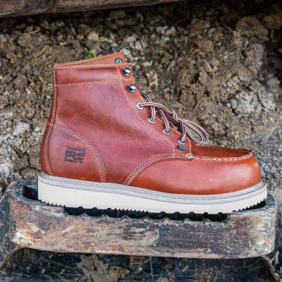 Barstow Wedge Alloy Toe Work Boots
