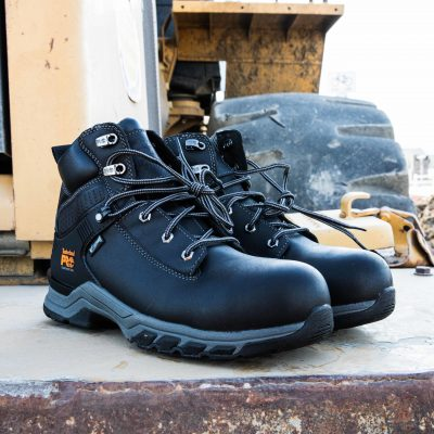 Hypercharge 6″ Comp Toe Work Boots