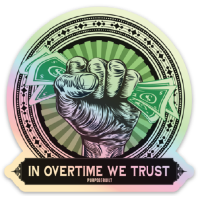 IN O.T. WE TRUST (HOLO)
